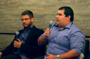 Entrevista com Pedro Quintanilha e Marcos Eduardo (Dudu)