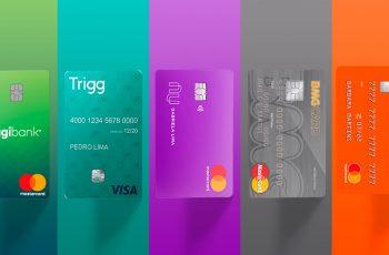 Top 5 melhores cartões de crédito de 2020 sem anuidade